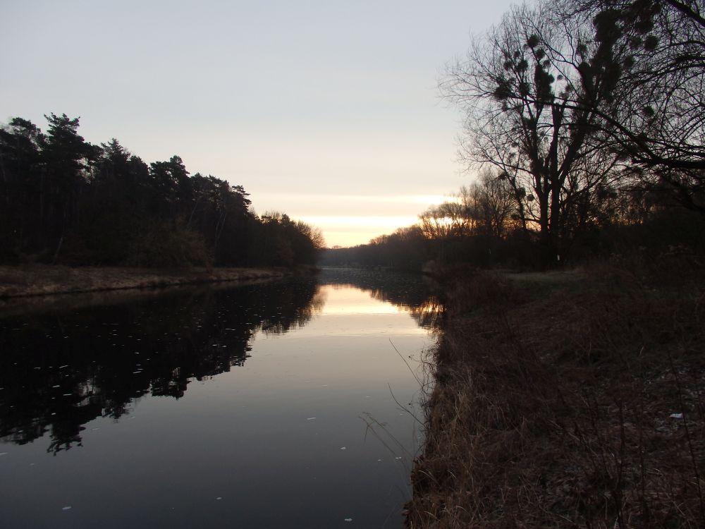 Impressionen am Teltow-Kanal